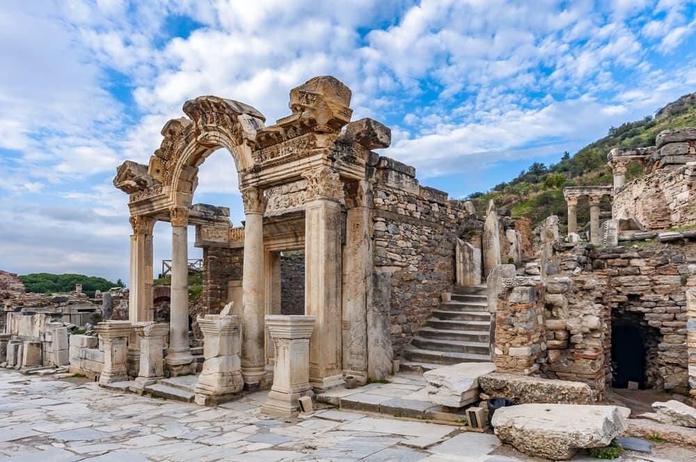 Efes Antik Kenti Giris Ucretleri
