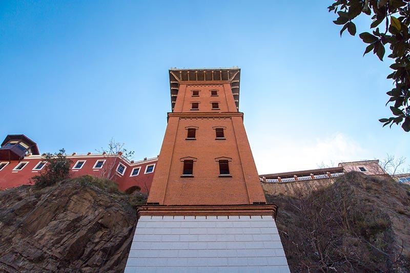 Tarihi Asansör Nerede, Ulaşım Bilgileri