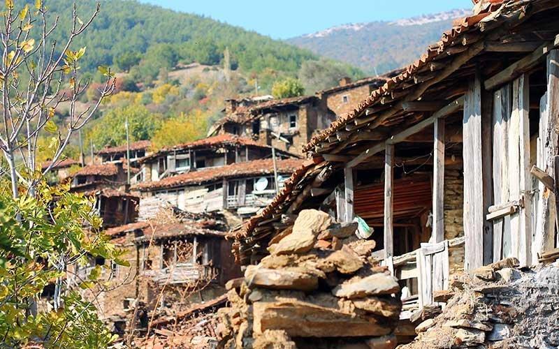 Hayalet Köy Lübbey Köyü