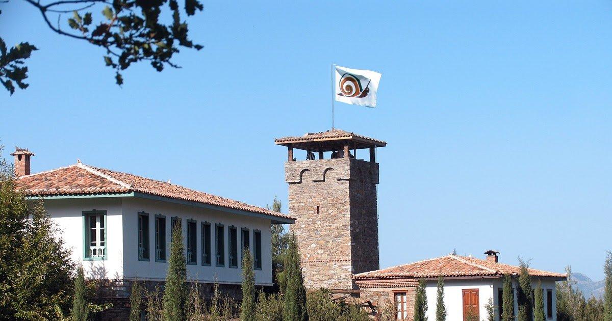 Şirince Hodri Meydan Kulesi