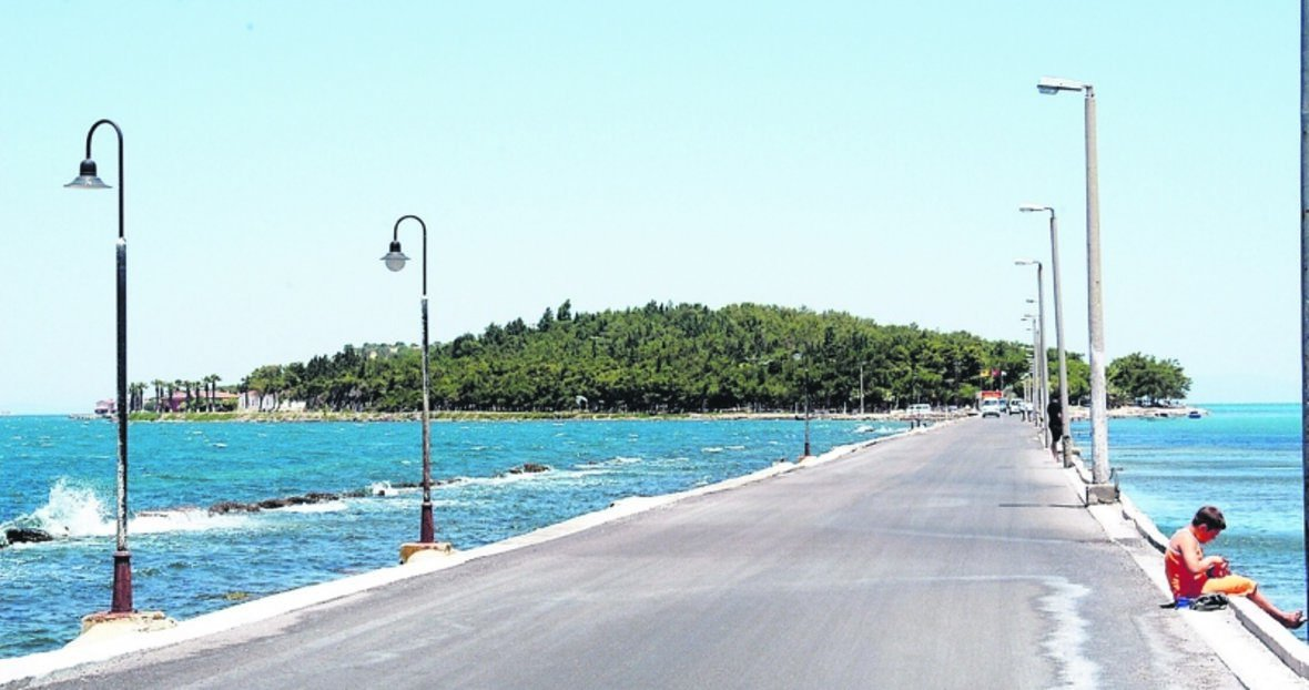 Urla Karantina Adası